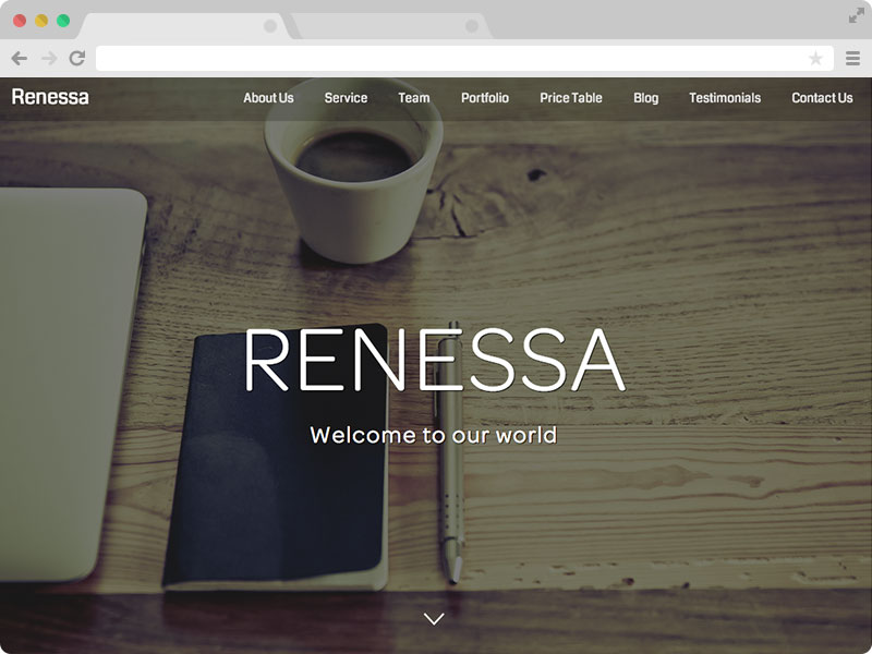 A Free Responsive Multipurpose Bootstrap Template