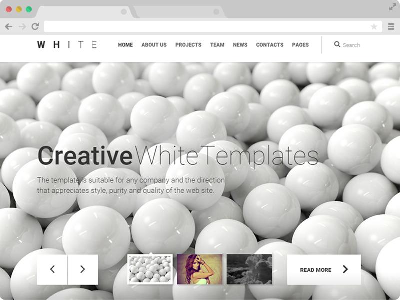 Free Creative Multipurpose HTML5 Template
