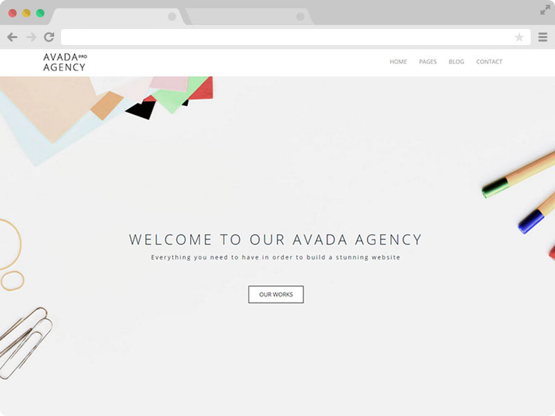 Nevada Pro Agency Free Responsive HTML5 Template