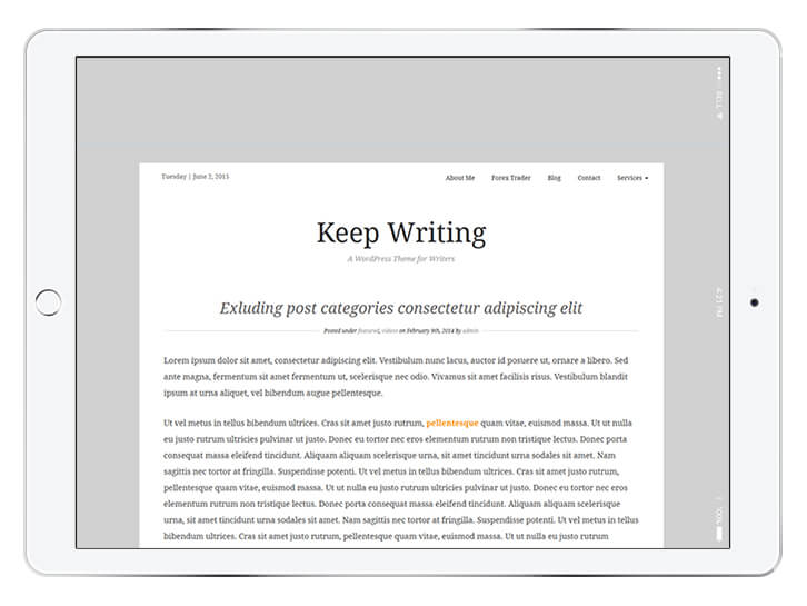 keepwriting---wordpress-theme-for-a-beautiful-blog