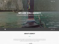 Free One Page Startup Agency Template