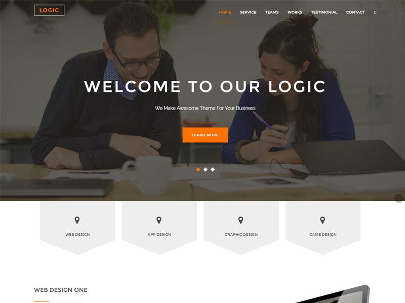Free HTML5 Responsive Multipurpose Website Template