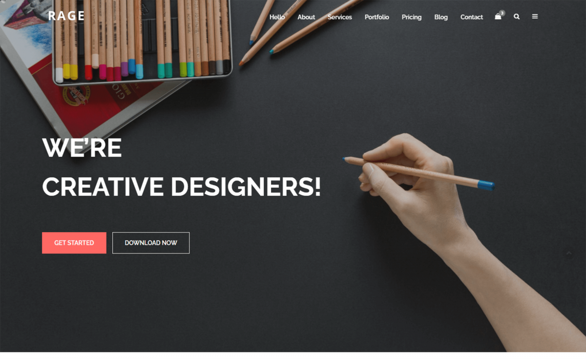 A One-Page Multipurpose Bootstrap Template Free Download