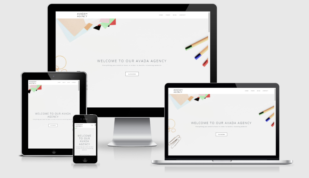 Nevada pro - Free responsive template