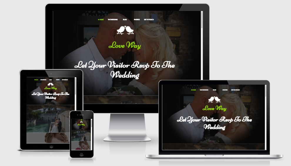 Love day - Free responsive Template