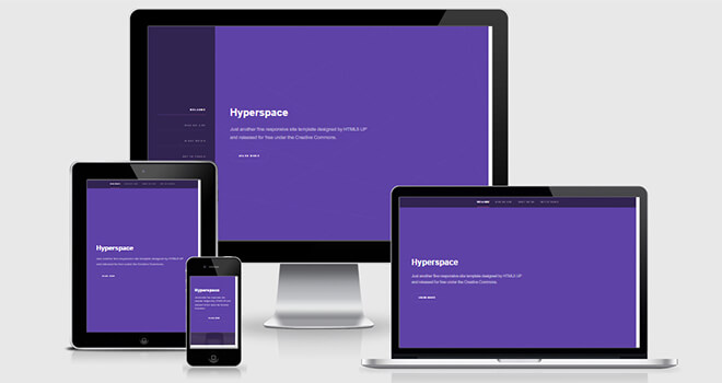 001.-Hyperspace-free responsive bootstrap