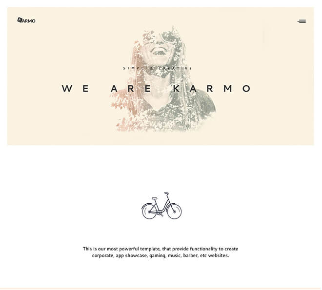 06.-Karmo1 business website design template
