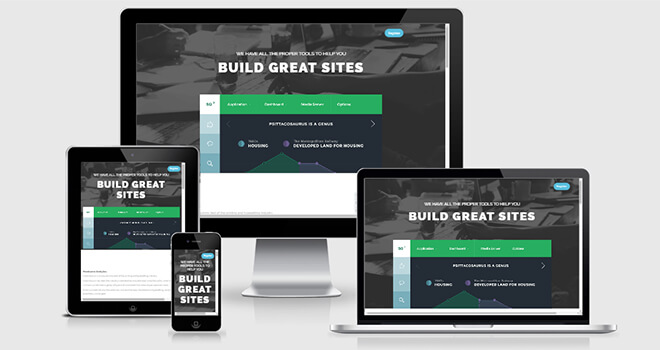 066. Landing Sumo free responsive bootstrap template