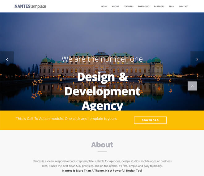 07.-Nantes business website design template