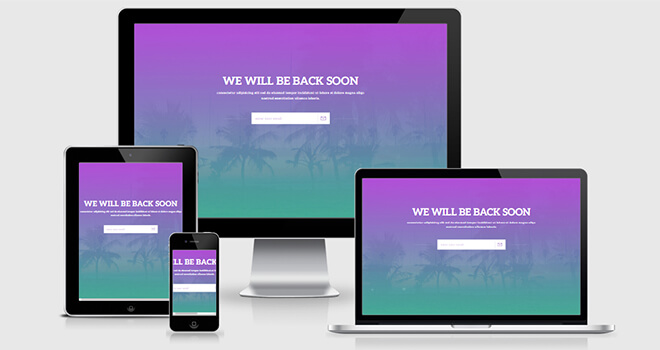 117. Notify free responsive bootstrap template