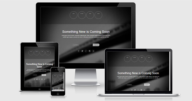 124. New free responsive bootstrap template