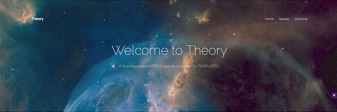 24.-Theory business website design template