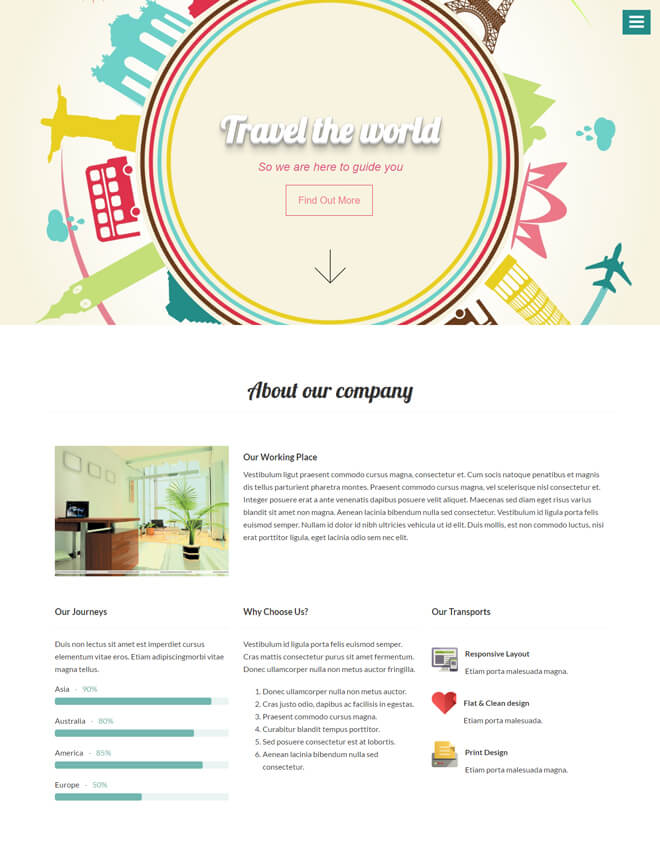 02.-Travelers-travel website html5 bootstrap template