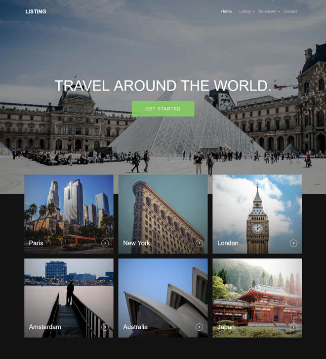 05.-Listing-travel website html5 bootstrap template