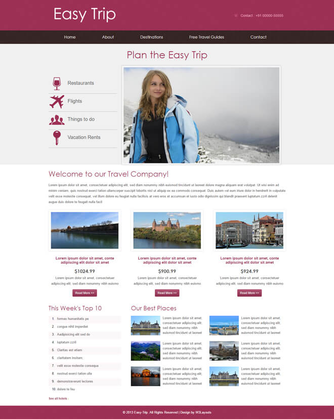 15.-Easy-Trip-travel website html5 bootstrap template