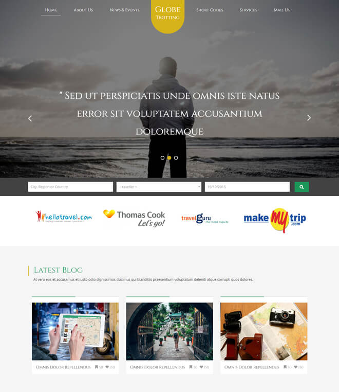 24.-Globe-Trotting-travel website html5 bootstrap template
