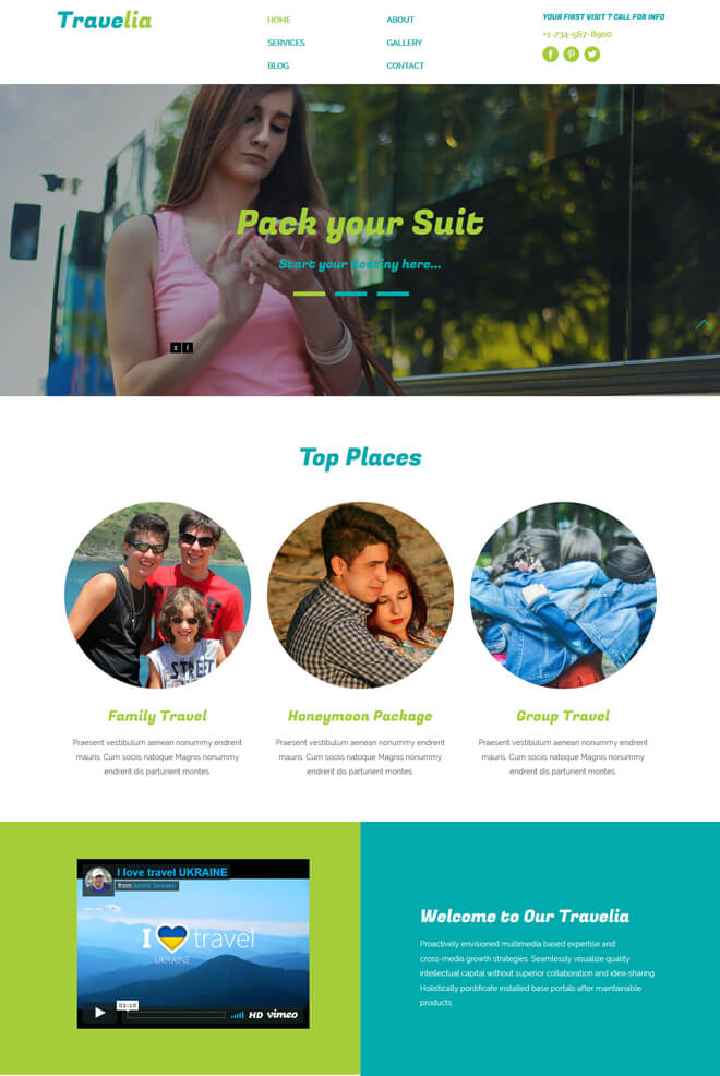 28.-Travelia-travel website html5 bootstrap template