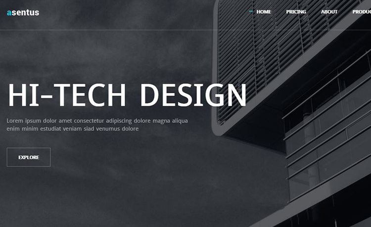 Free Startup/Consultancy Website HTML5 Template