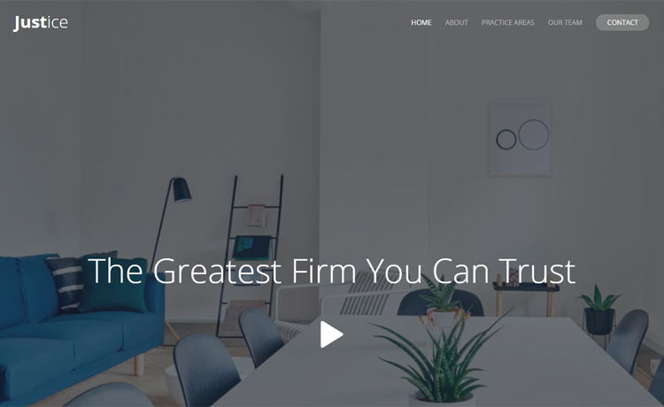 Free One Page HTML5 Template For Agency