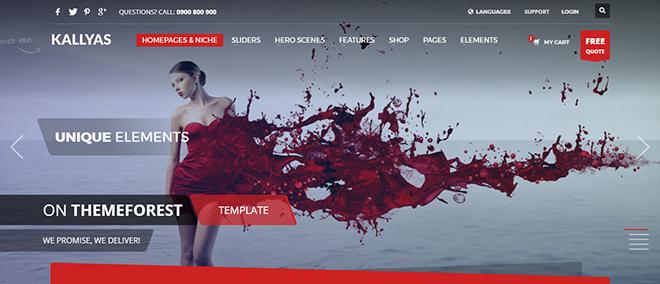 Best HTML5 Templates