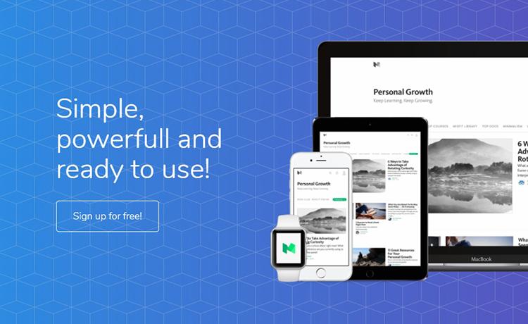 Premium Quality Free Landing Page Template