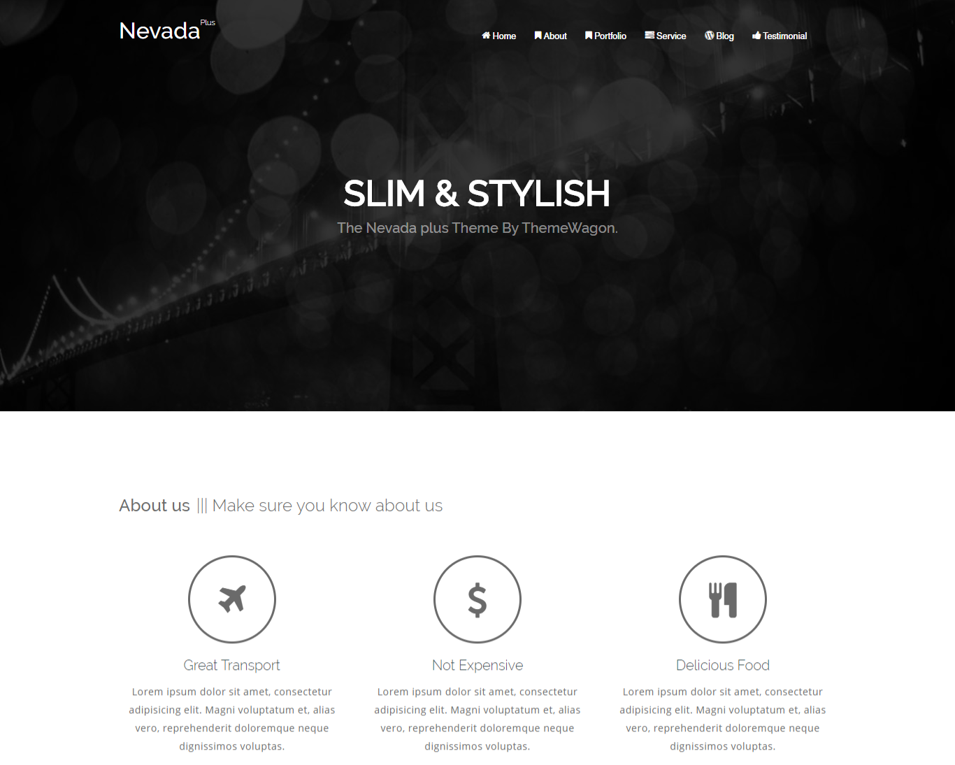 multipurpose website templates