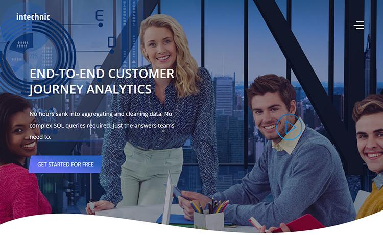 Responsive Free SAAS Business Website Template