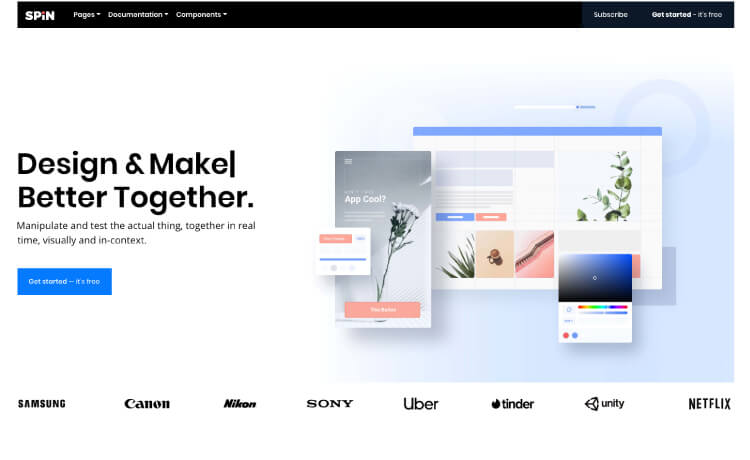 Responsive Bootstrap 4 Landing Page Template