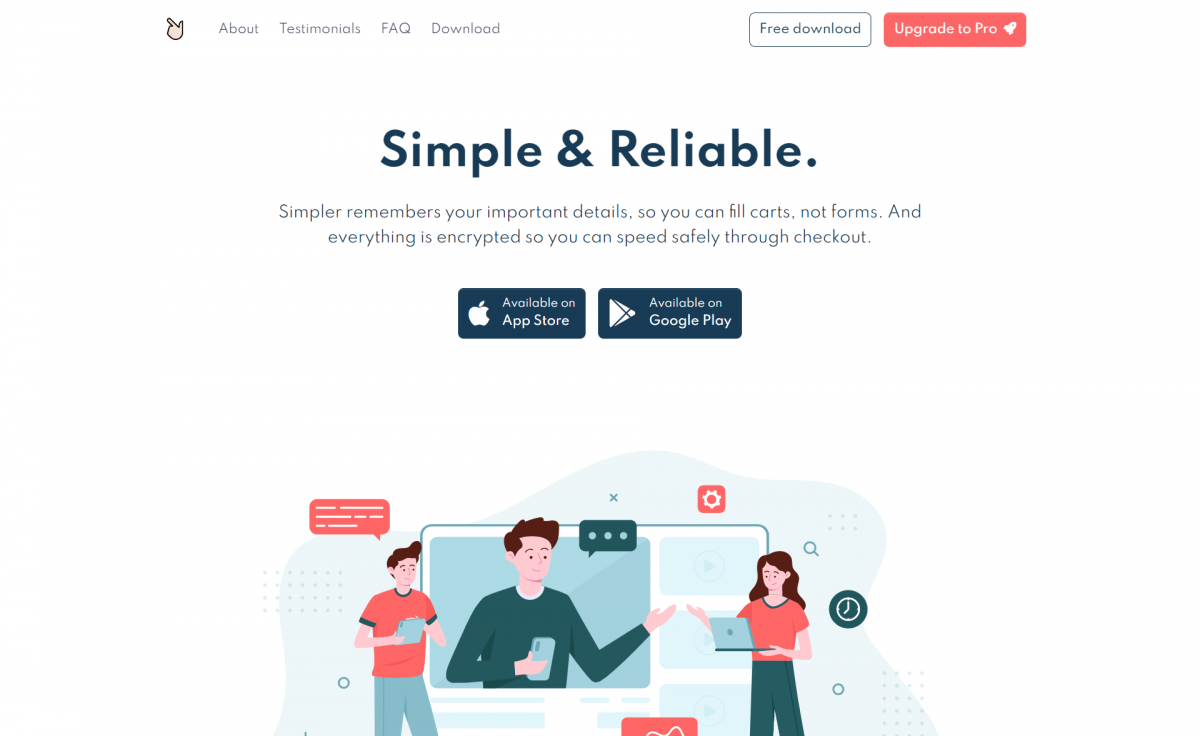 Free New Bootstrap 5 HTML5 App Landing Template