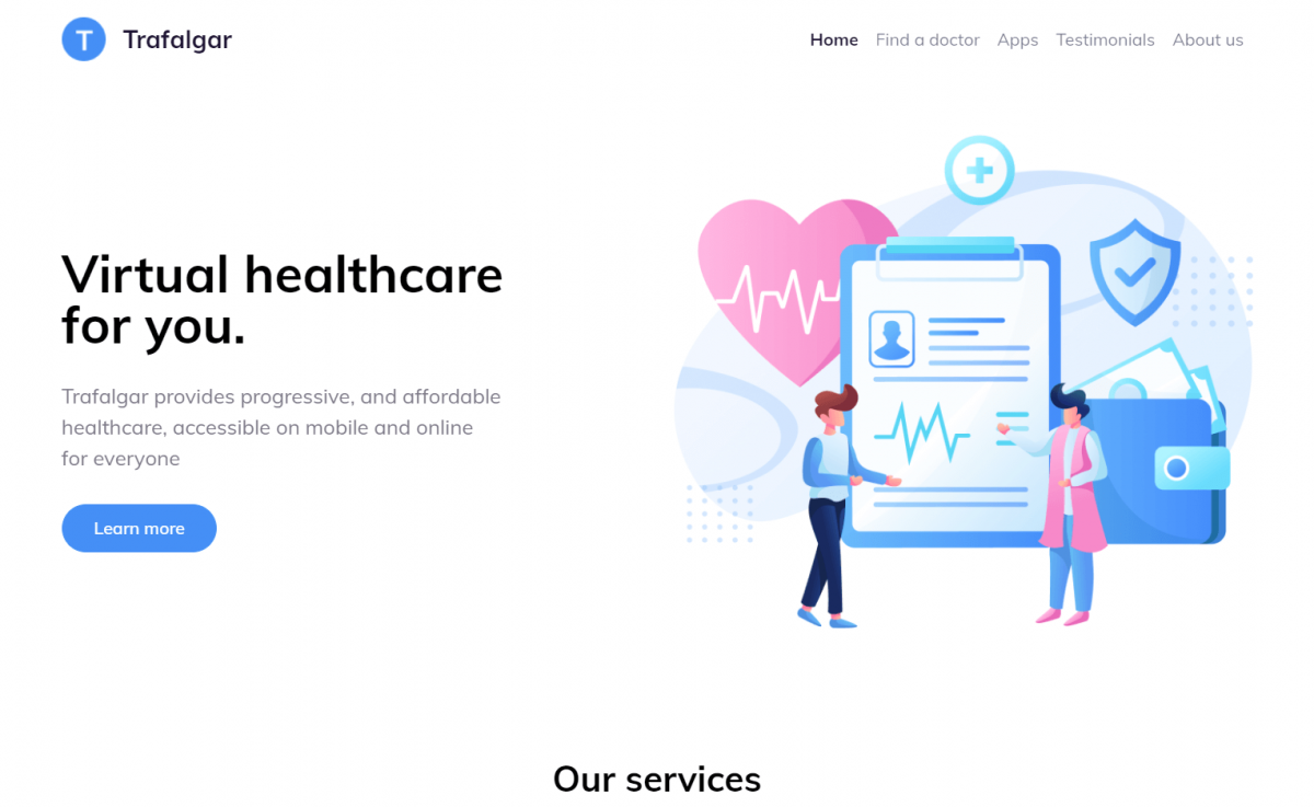 Free Bootstrap 5 HTML5 Multipurpose Landing Page Template
