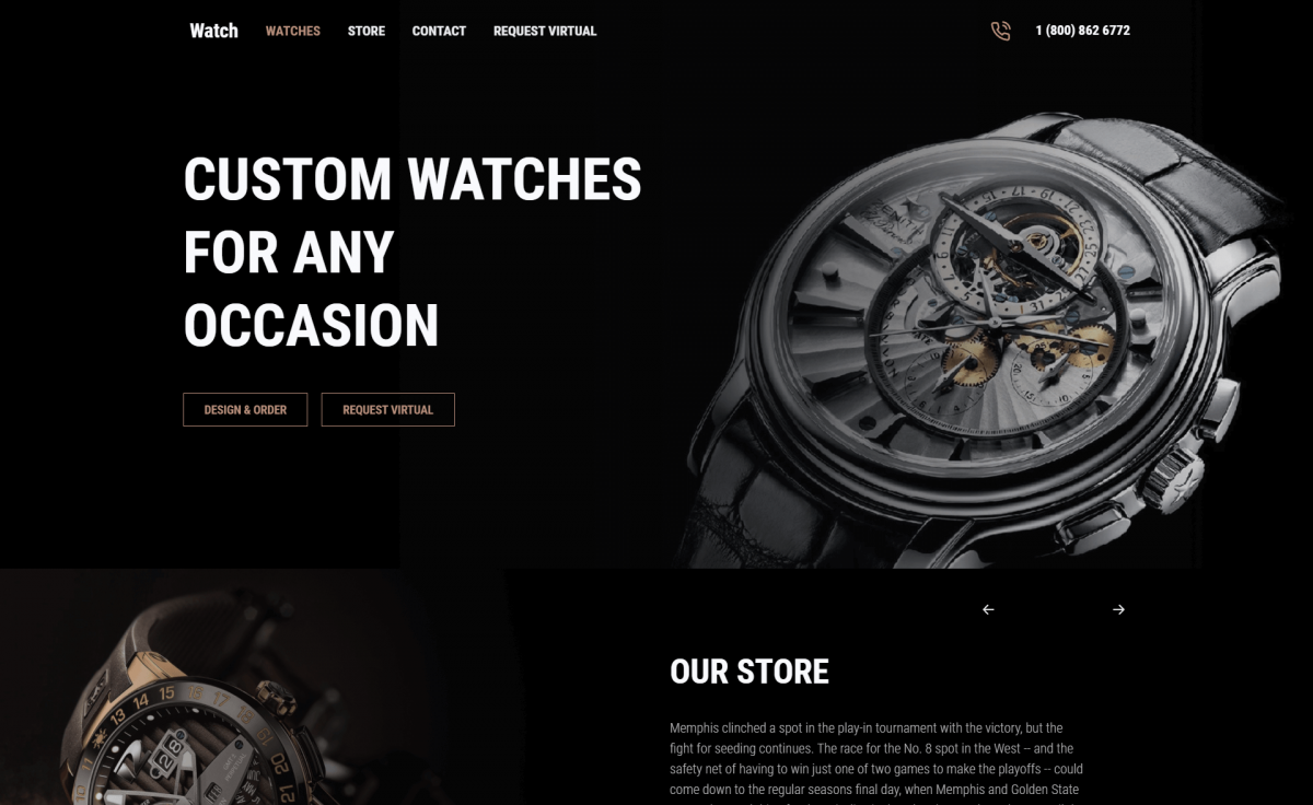 Free Responsive Bootstrap 5 HTML5 Business Website Template