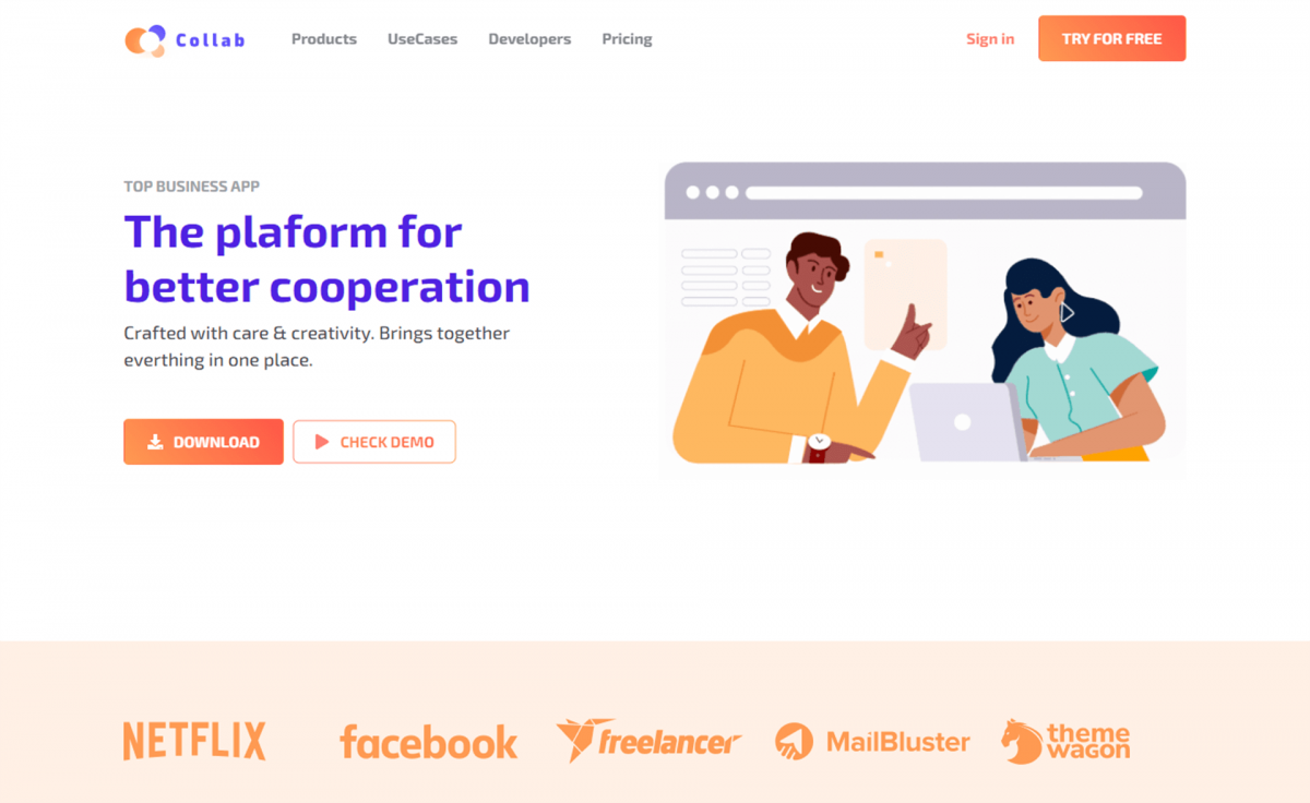 Free Bootstrap 5 HTML5 Corporate & Business Website Template