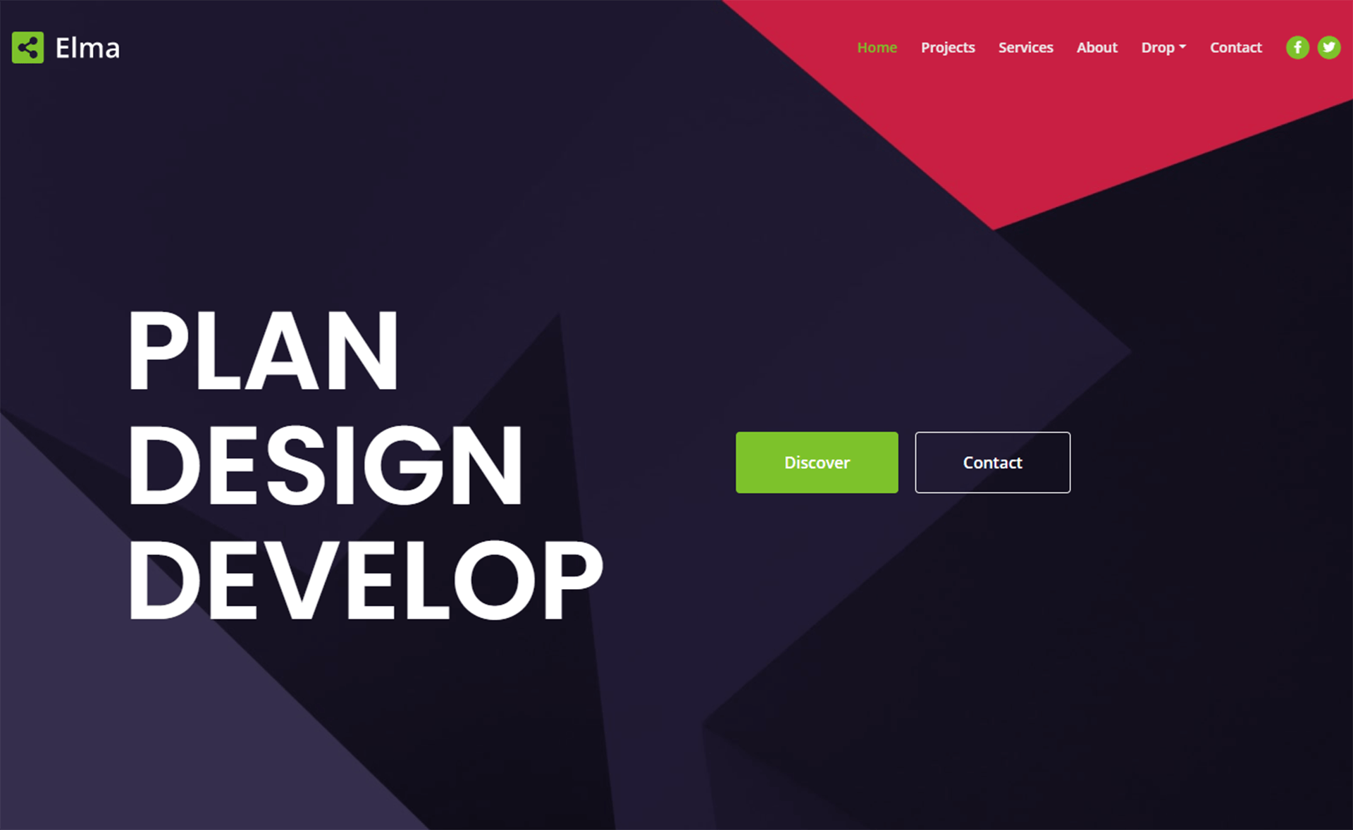 Free Bootstrap 5 Responsive Startup Business Website Template