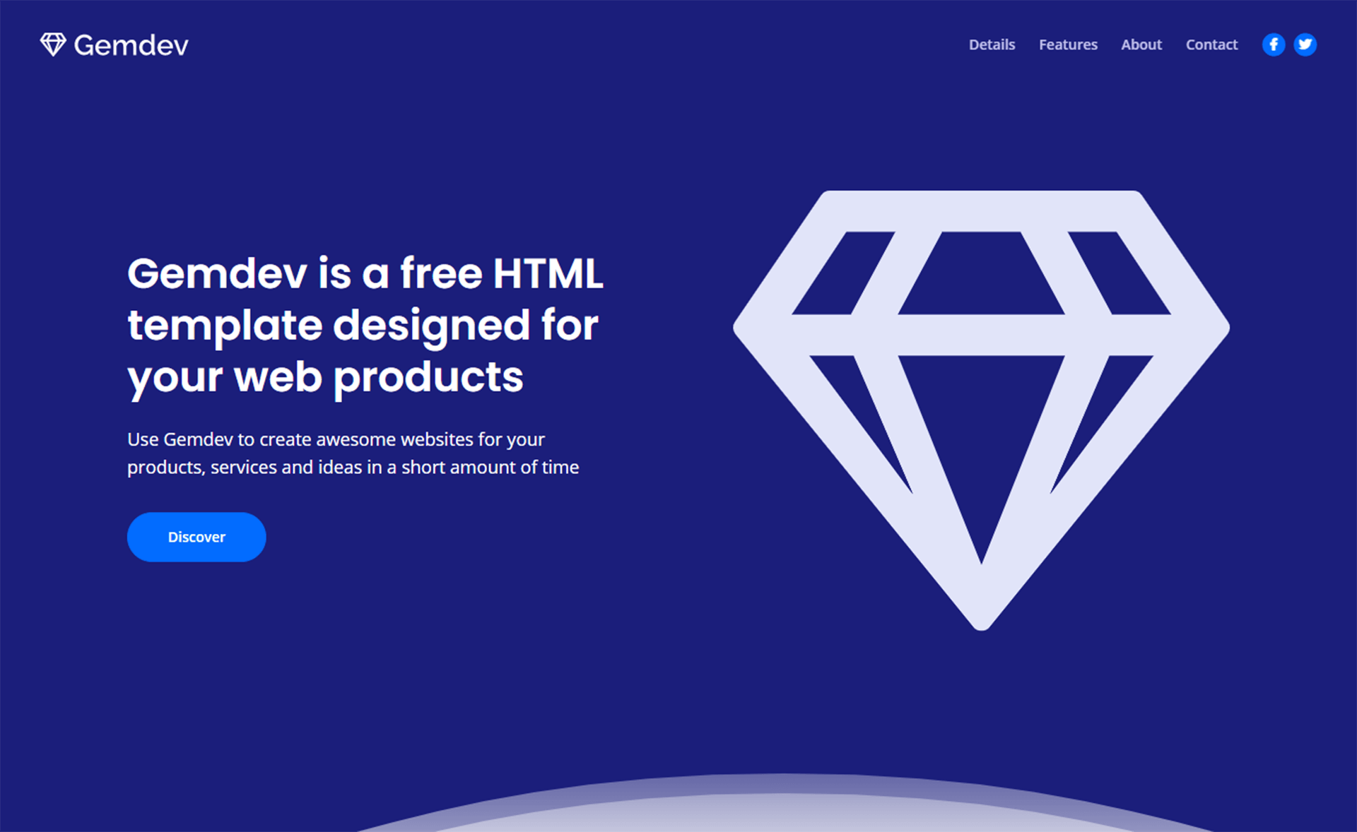 Free Bootstrap 4 HTML5 Startup Business Website Template